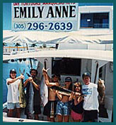 Captain James Rogers Fishing Boat, the Emily Anne